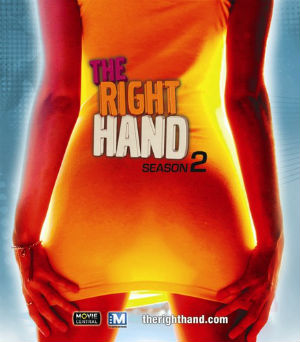 The Right Hand Ad Poster